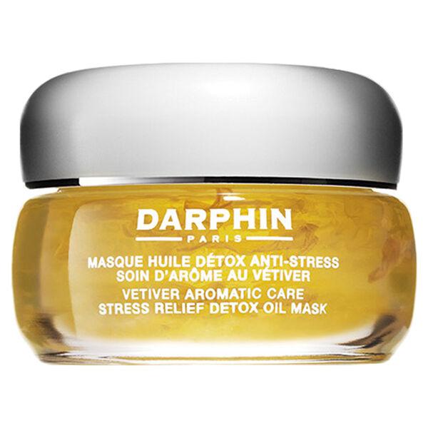 Darphin Masque Huile Détox Anti-Stress Soin d'Arome au Vétiver 50ml