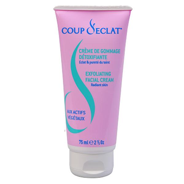 Coup d Eclat Coup d'Eclat Crème de Gommage Détoxifiante 75ml