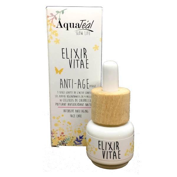 Aquateal Aquatéal Elixir Vitae Concentré Anti-Age 15ml