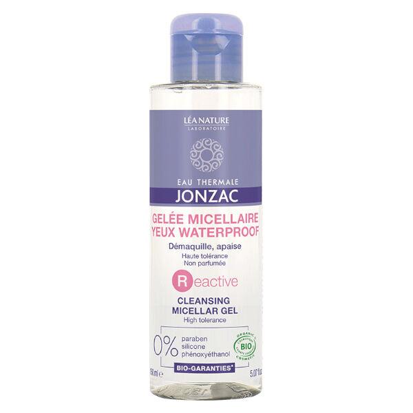 Jonzac Reactive Gelée Micellaire Yeux Bio 150ml