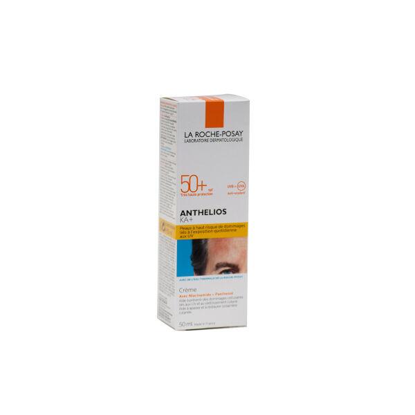 La Roche Posay Anthelios KA+ Crème Solaire Visage SPF50+ 50ml