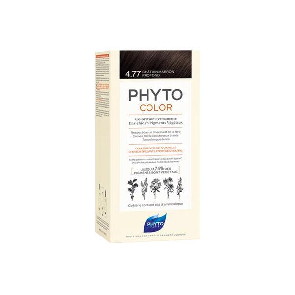 Phyto Color 4,77 Châtain Marron Profond