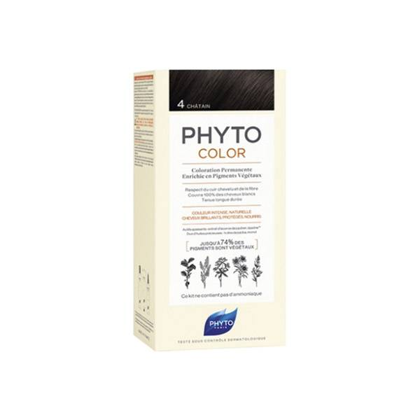 Phyto Color 4 Châtain