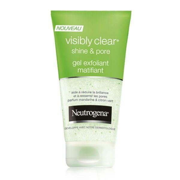 Neutrogena Visibly Clear Shine & Pore Gel Exfoliant 150ml