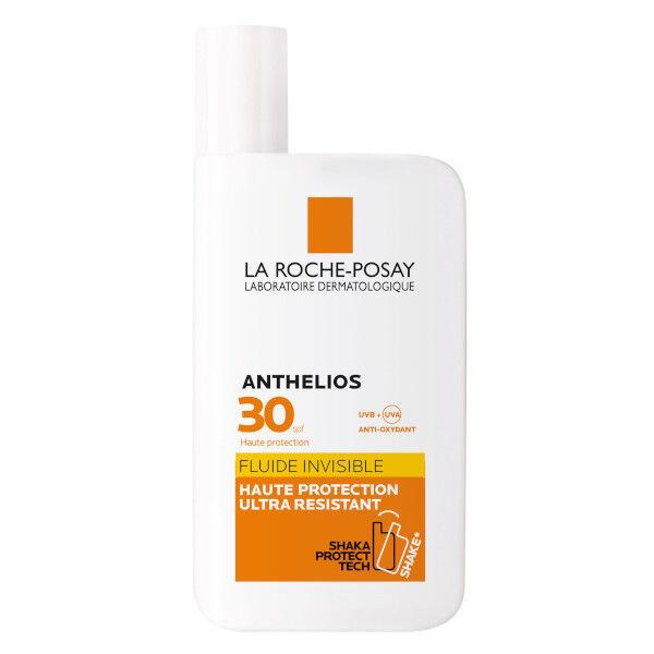 La Roche Posay Anthelios Crème Fluide Solaire Visage SPF30 50ml