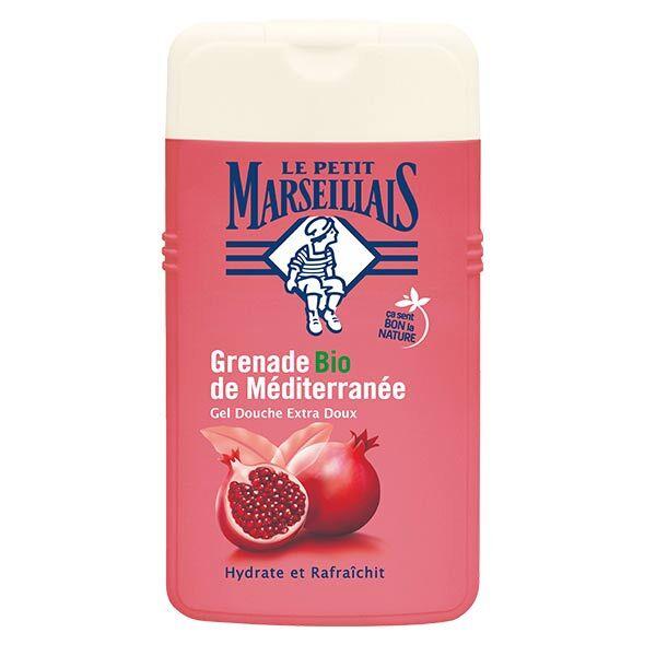 Le Petit Marseillais Gel Douche Extra Doux Grenade de Méditerrannée 250ml