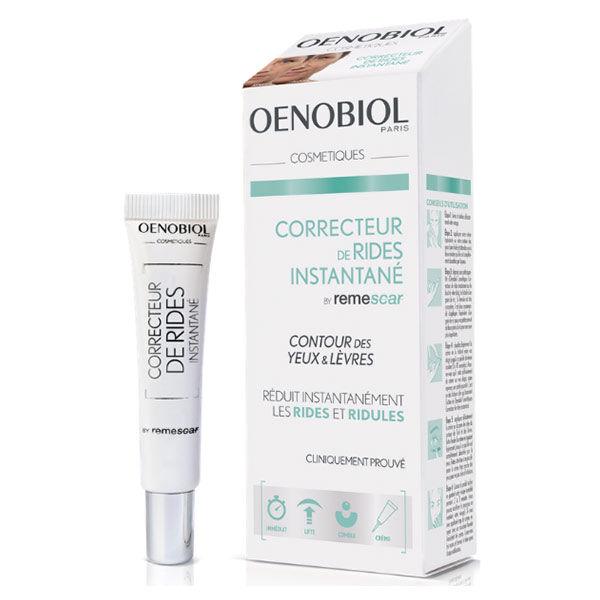 Oenobiol Cosmetiques Correcteur de Rides Instantané Yeux & Lèvres 8ml