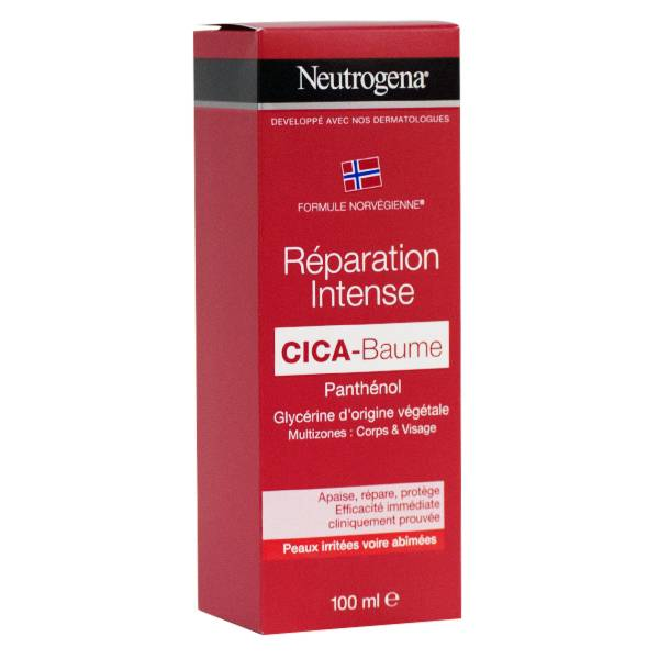 Neutrogena Cica-Baume Réparation Intense 100ml