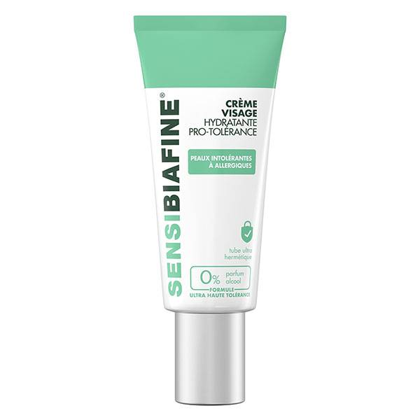 Biafine Sensibiafine Crème Visage Hydratante Pro-Tolérance 40ml