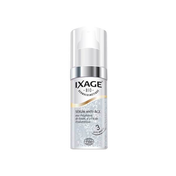 Ixage Sérum Anti-Age Bio 30ml