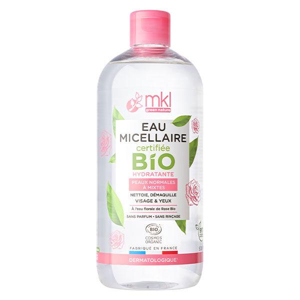 MKL Green Nature Eau Micellaire Neutre Bio 500ml