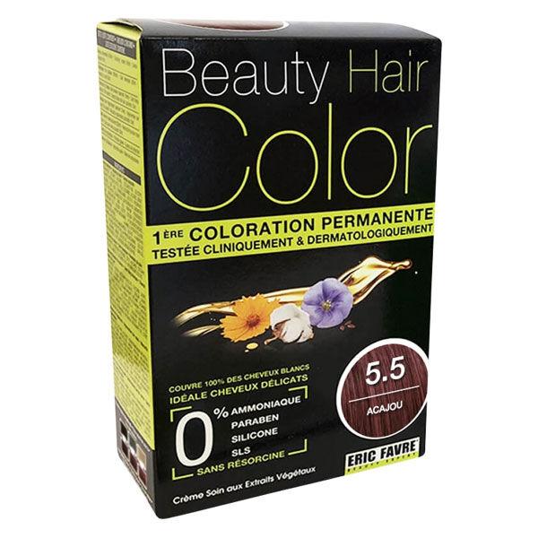 Beauty Hair Crème Color Acajou 5.5