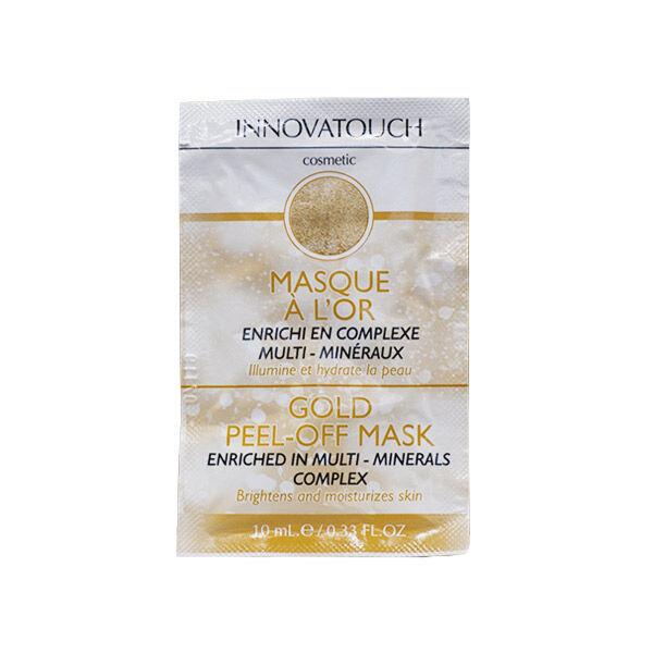Innovatouch Masque à l'Or Peel-Off unidose 10ml
