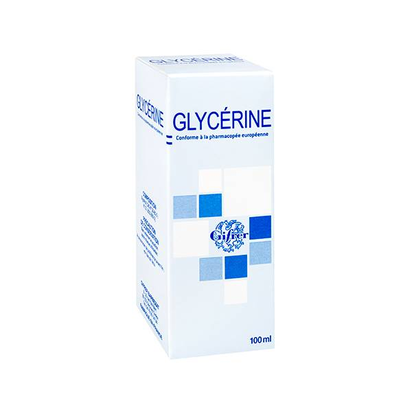 Gifrer Glycérine Codex 100ml