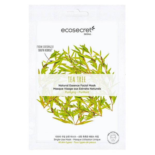 Eco Secret Masque Visage Tea Tree 20ml