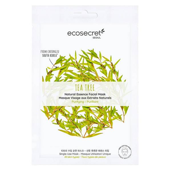 Eco Secret Masque Visage Tea Tree 20ml