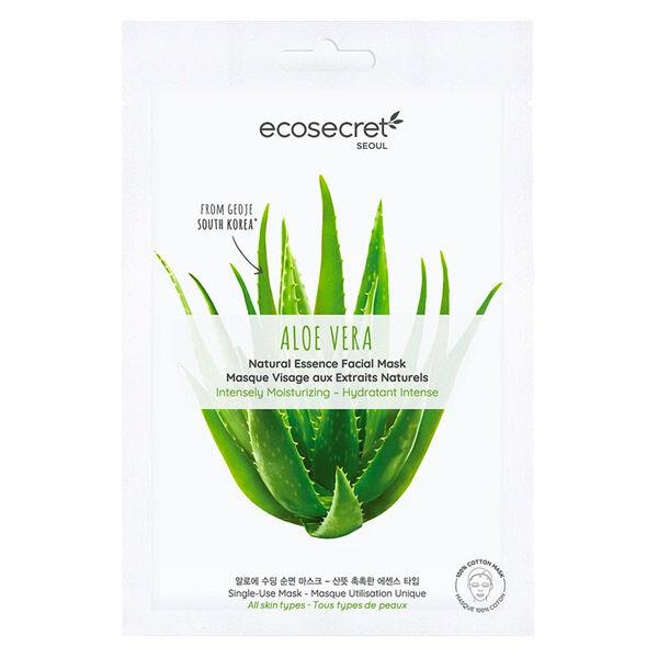 Eco Secret Masque Visage Aloe Vera 20ml