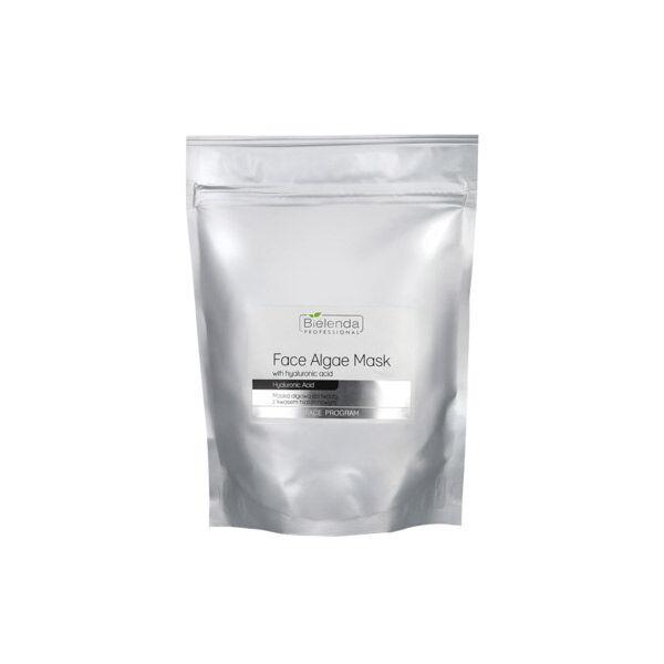 Bielenda Masque Anti-Oxydant aux Algues avec Acide Hyaluronique recharge 190g
