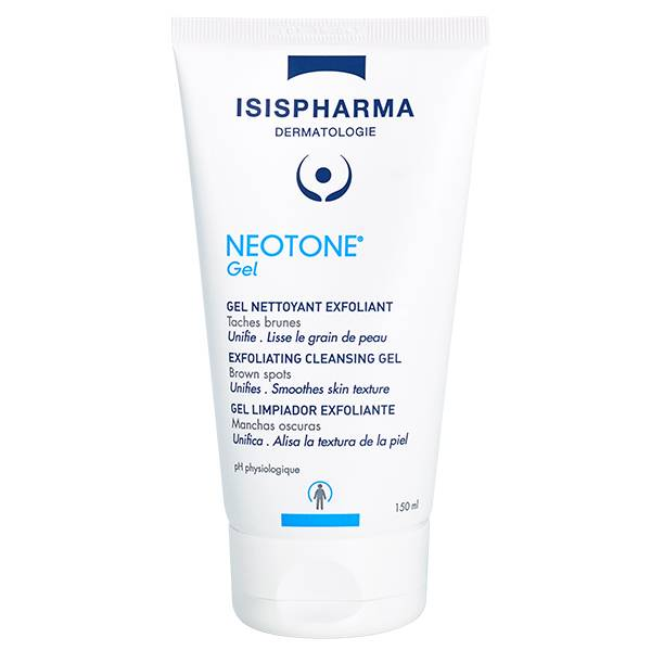Isispharma Neotone Gel Nettoyant Exfoliant 150ml