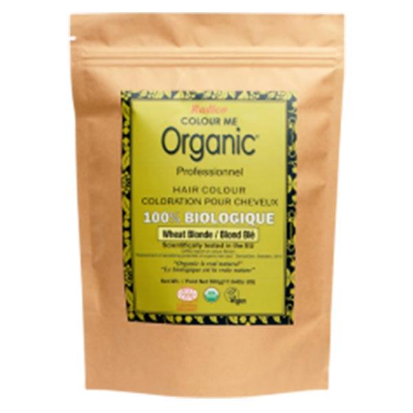 Radico Colour Me Organic Professionnel Coloration Végétale Blond Blé Bio 500g