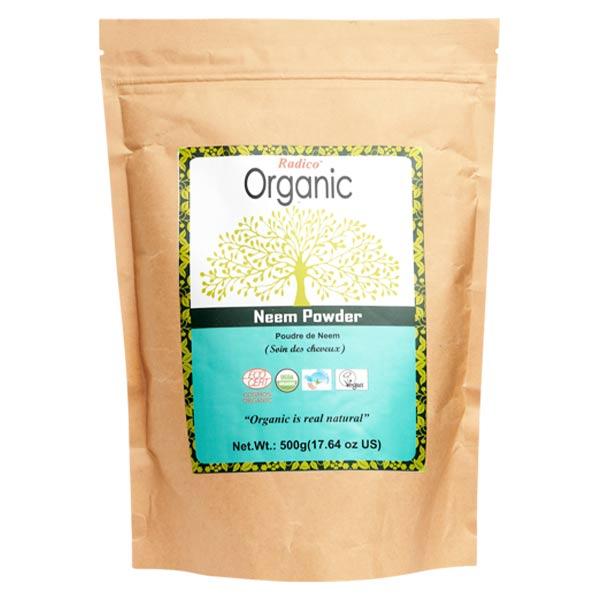Radico Organic Poudre Indienne Neem Bio 500g