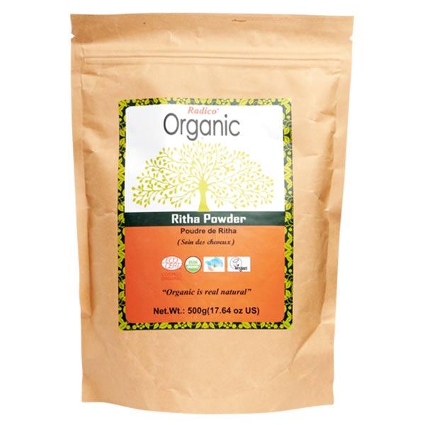 Radico Organic Poudre Indienne Reetha Bio 500g