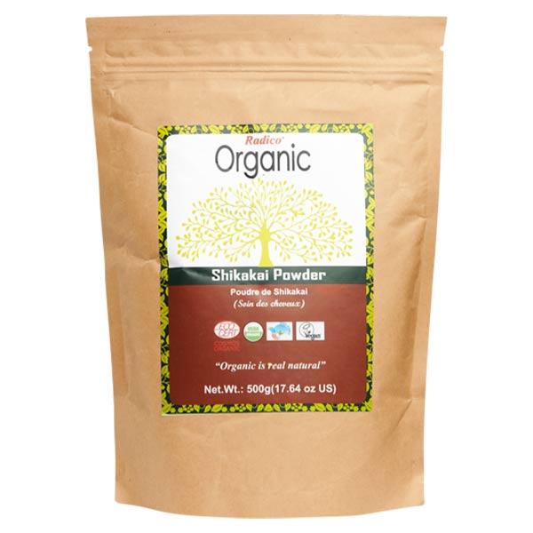 Radico Organic Poudre Indienne Shikakai Bio 500g