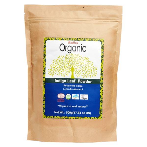 Radico Organic Poudre Indienne Indigo Bio 500g