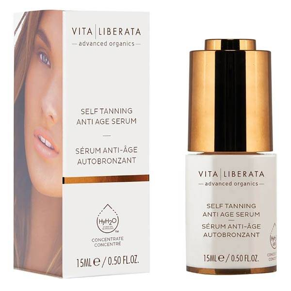 Vita Liberata Sérum Anti-Âge Autobronzant 15ml