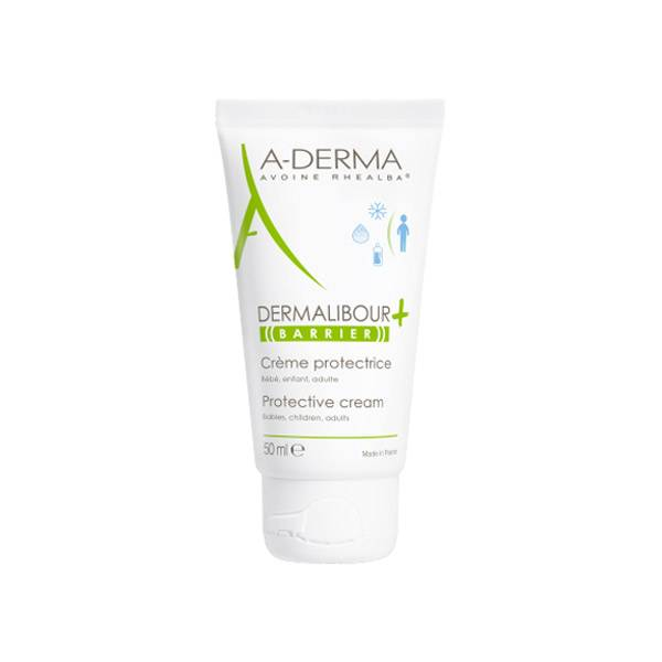 Aderma Dermalibour + Barrier Crème Protectrice 50ml