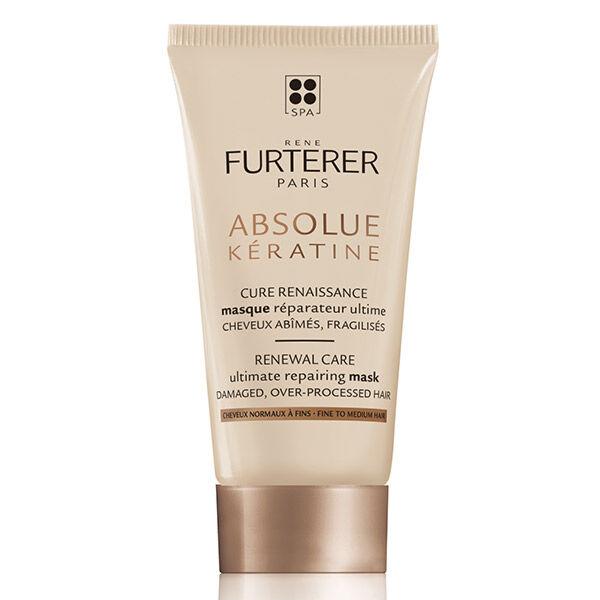 René Furterer Absolue Kératine Masque Réparateur Ultime Cheveux Normaux à Fins 30ml