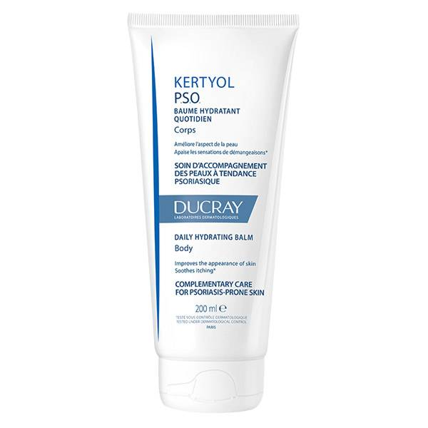 Ducray Kertyol P.S.O Baume Hydratant Quotidien Corps 200ml