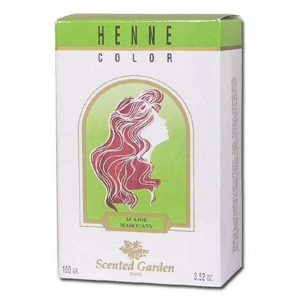 Henne Color Scented Garden Henne Acajou 100g