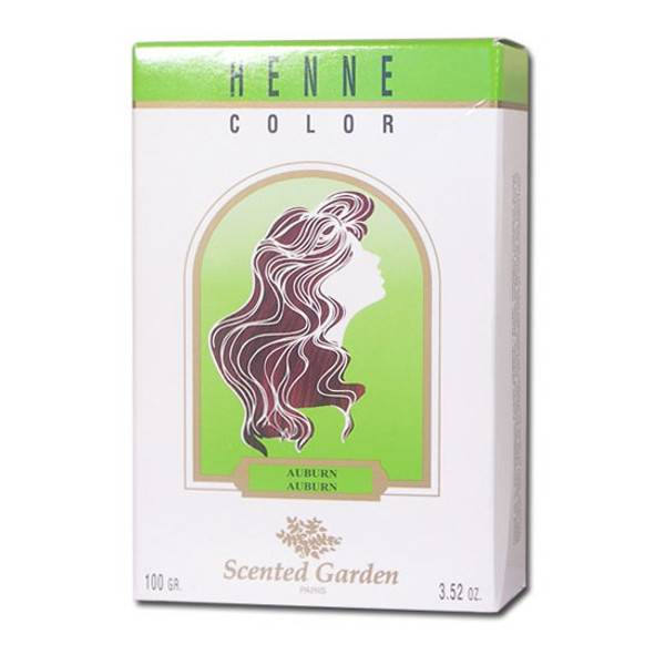 Henne Color Scented Garden Henne Auburn 100g