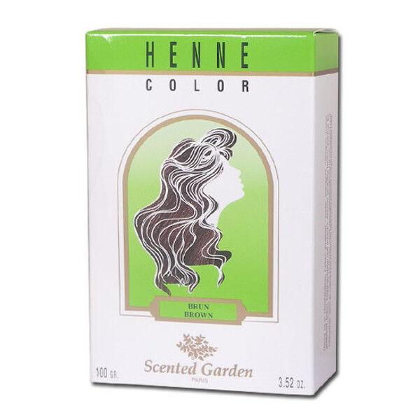 Henne Color Scented Garden Henne Brun 100g