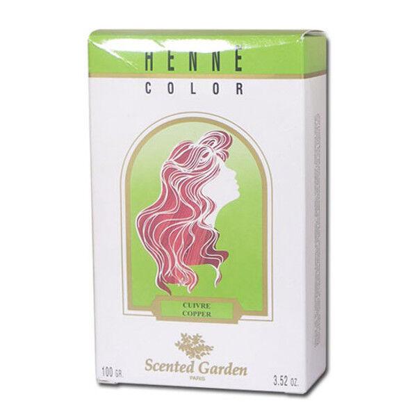 Henne Color Scented Garden Henne Cuivre 100g