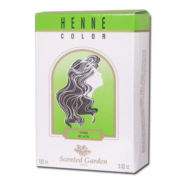 Henne Color Scented Garden Henne Noir 100g