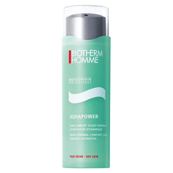 Biotherm Homme Aquapower Soin visage Hydratant Anti-Dessèchement Peau Sèche 75ml