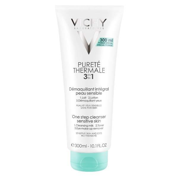 Vichy Pureté Thermale Lait Démaquillant Intégral 3 en 1 300ml