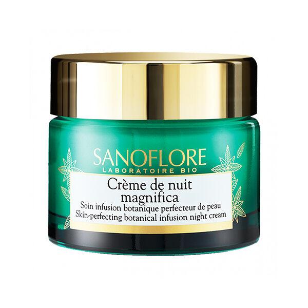 Sanoflore Magnifica Crème Nuit Anti Imperfection Bio 50ml