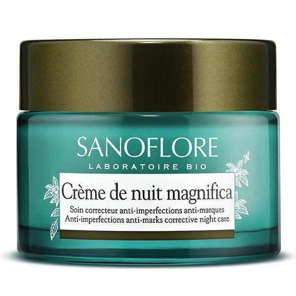 Sanoflore Magnifica Crème Nuit Anti-Imperfections Bio 50ml