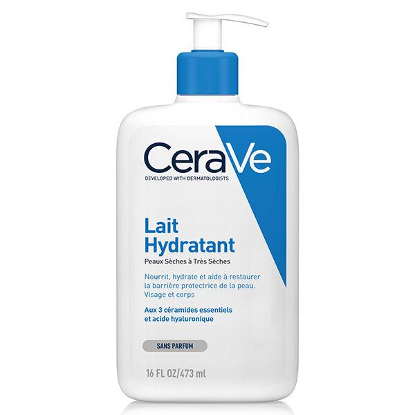 Cerave Lait Hydratant Visage Corps 473ml