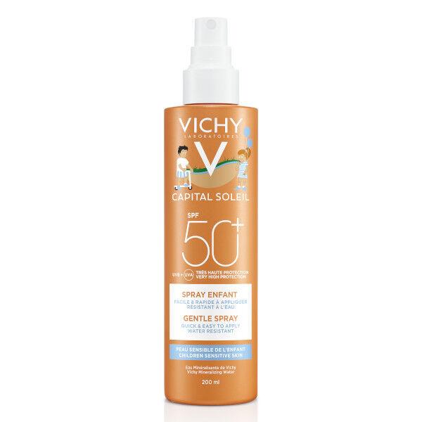 Vichy Capital Soleil Crème Solaire Enfant Spray SPF50+ 200ml