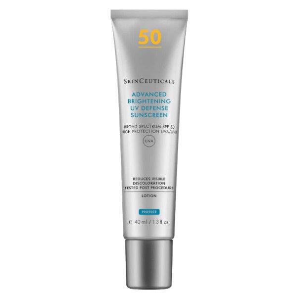 Skinceuticals Advanced Brightening UV Defense Protection Solaire Anti-Taches SPF50 40ml