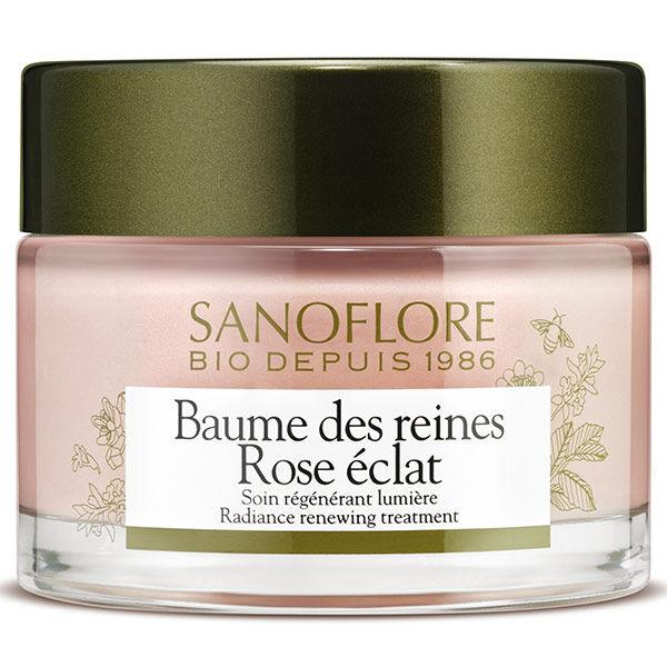 Sanoflore Reine Baume des Reines Rose Eclat Bio 50ml