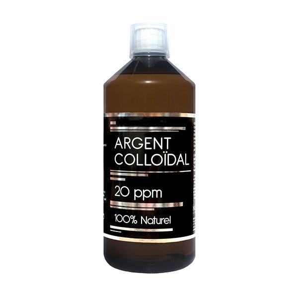 Nutrivie Argent Colloïdal 20 ppm 1L