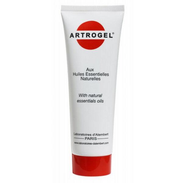Dalembert Artrogel Gel de Massage aux Huiles Essentielles 125ml
