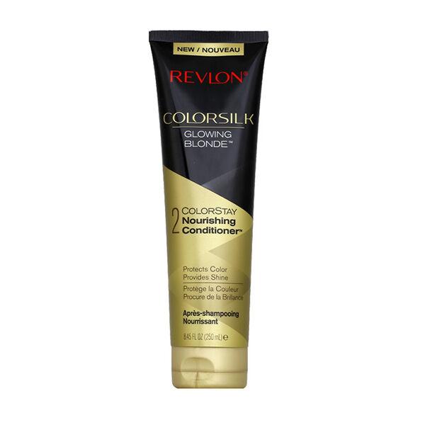 Revlon Colorsilk Après-Shampoing Glowing Blonde 250ml