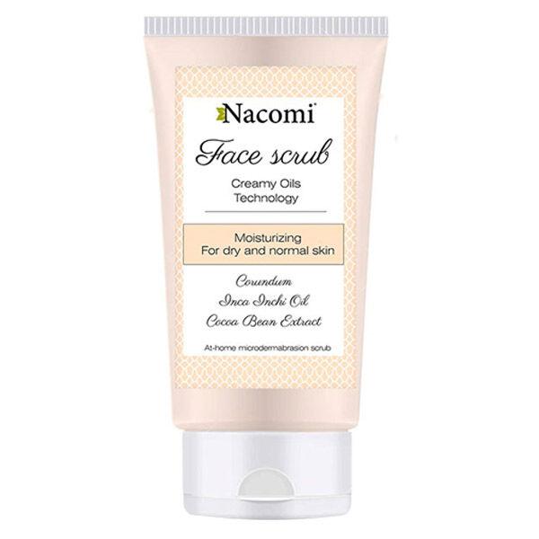 Nacomi Gommage Visage Hydratant 85ml