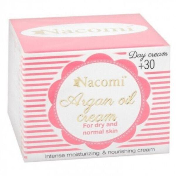 Nacomi Crème de Jour à l'Huile de Vitamine E 50ml